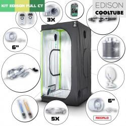 Kit Edison CoolTube 100 Completo 400W