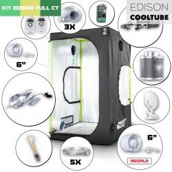 Kit Edison CoolTube 120 - 600W Completo