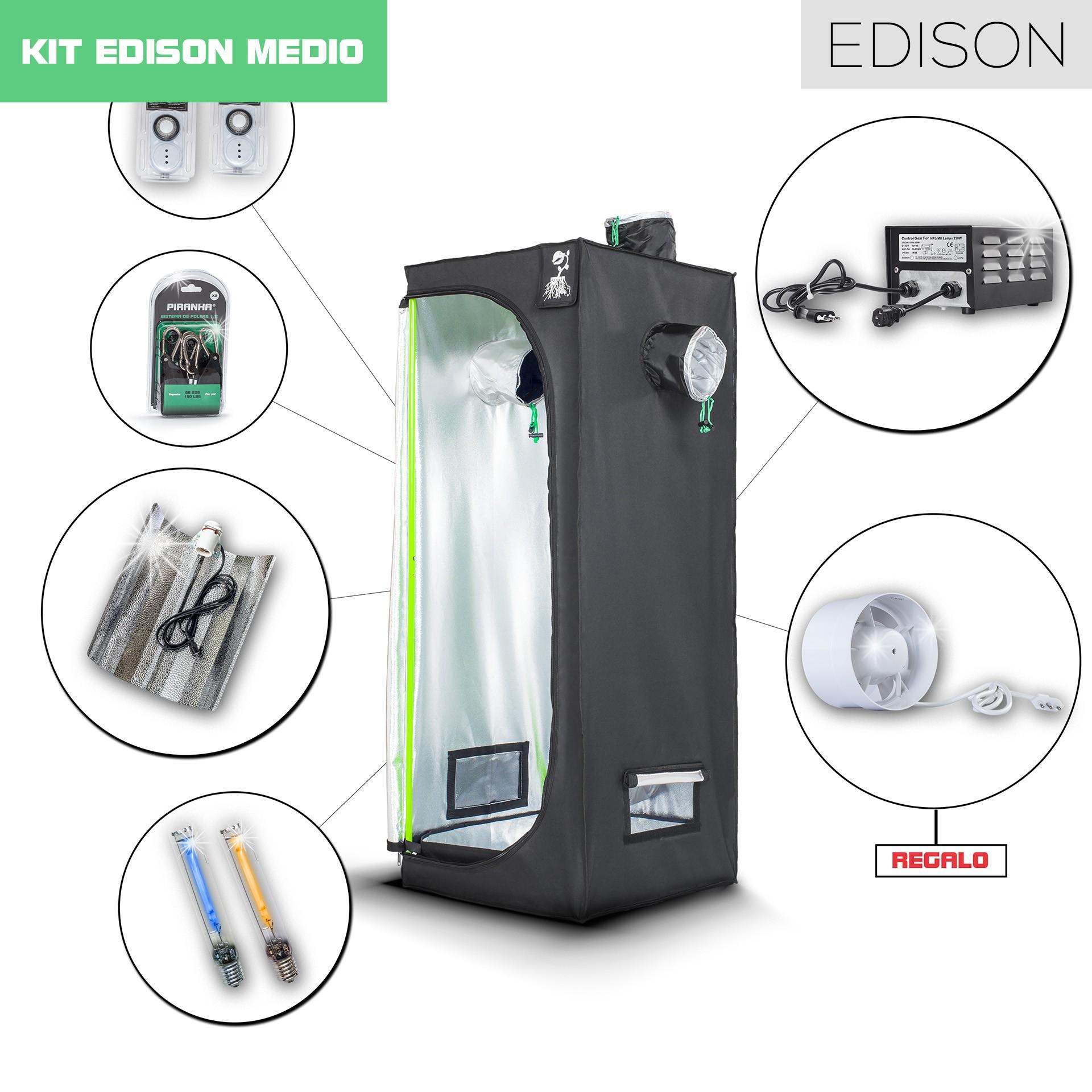 Kit Edison Pro 60 - 250W Medio