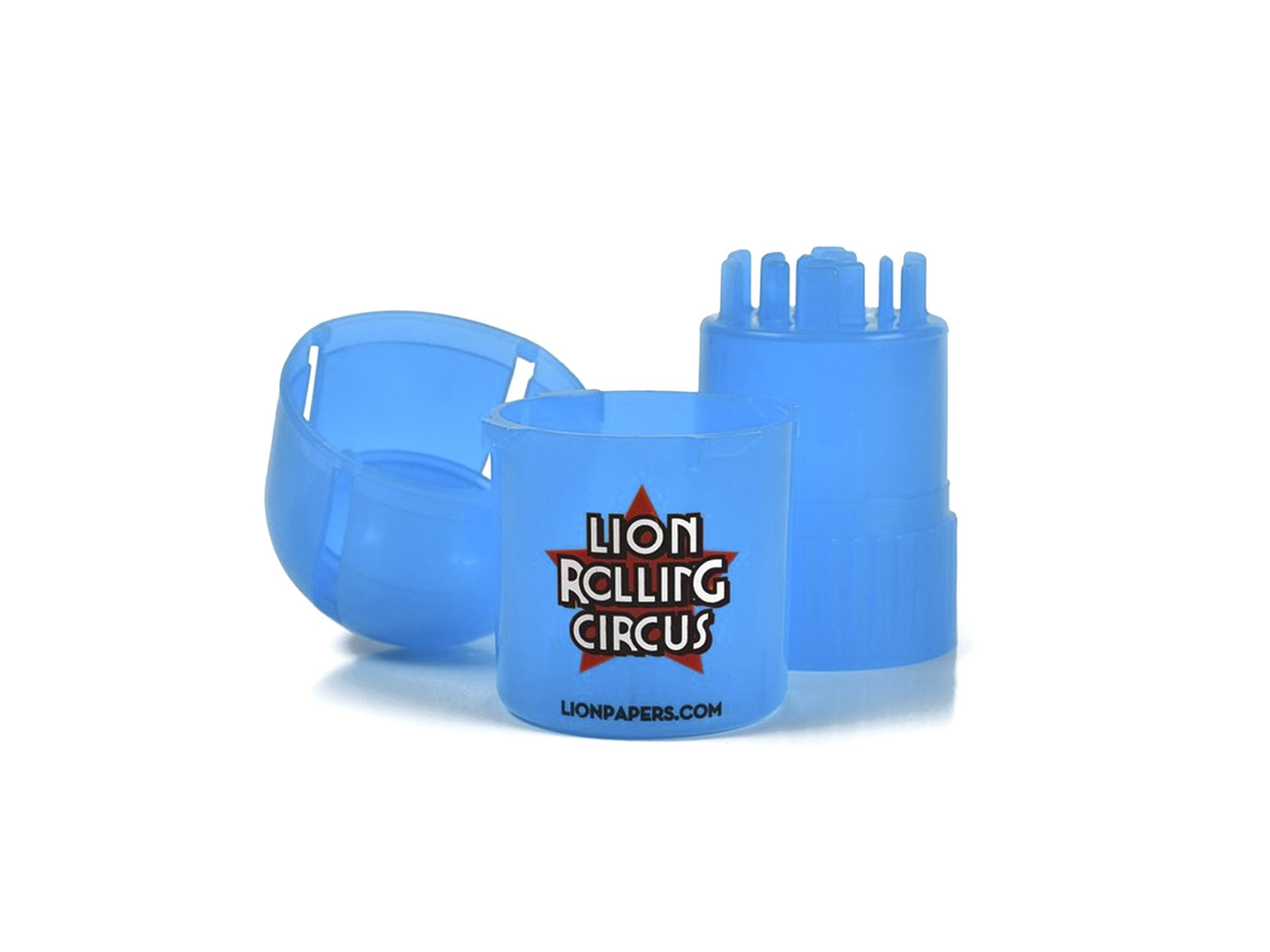 Tainer Lion Rolling Circus