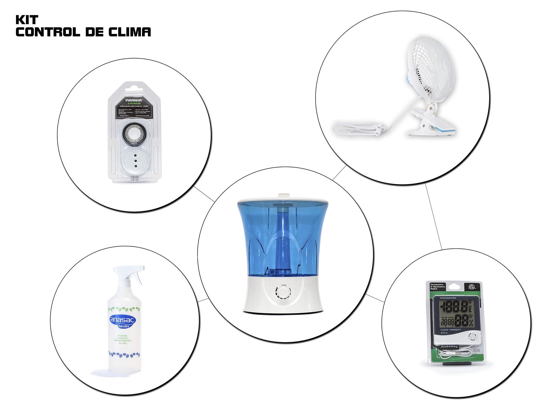 Kit Control de Clima
