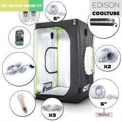 Kit Edison CoolTube 120 - 1000W Medio