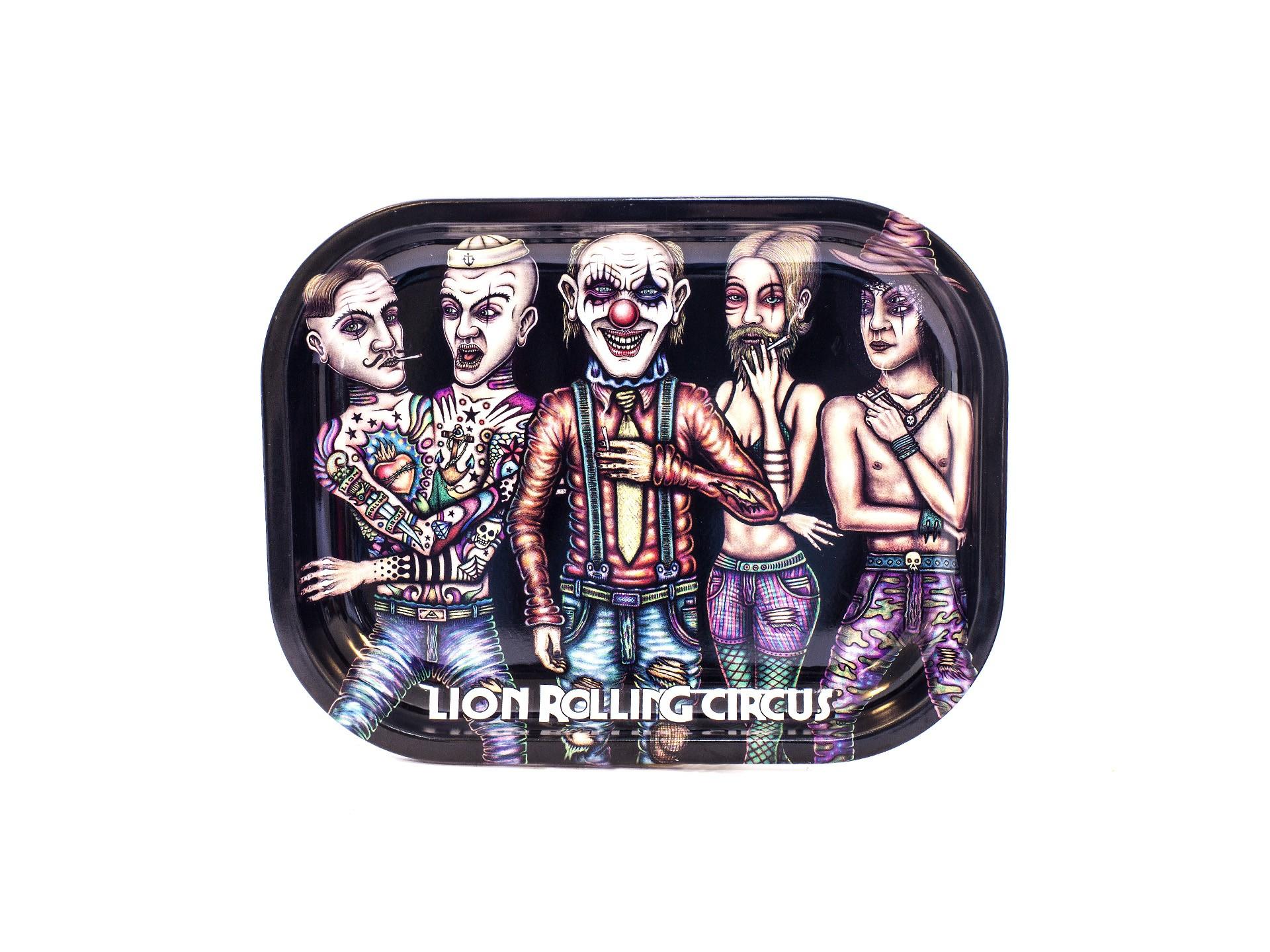 Bandeja Lion Rolling Circus