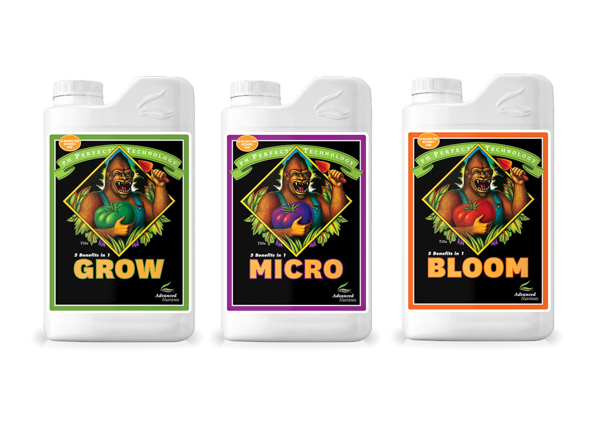 TryPack Grow/Micro/Bloom 1500ml