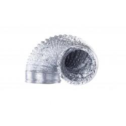 Ducto de Aluminio Flexible 6'', 3m
