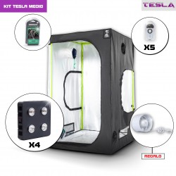 Kit Tesla 120 - 1440W Medio