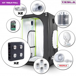 Kit Tesla 120 - 720W Completo