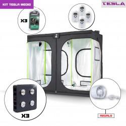 Kit Tesla Monster 2 - 1080W Medio