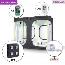 Kit Tesla Monster 2 - 1440W Medio