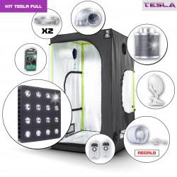 Kit Tesla 120 - T1440W Completo