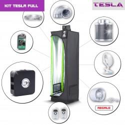 Kit Tesla 40 - T90W Completo