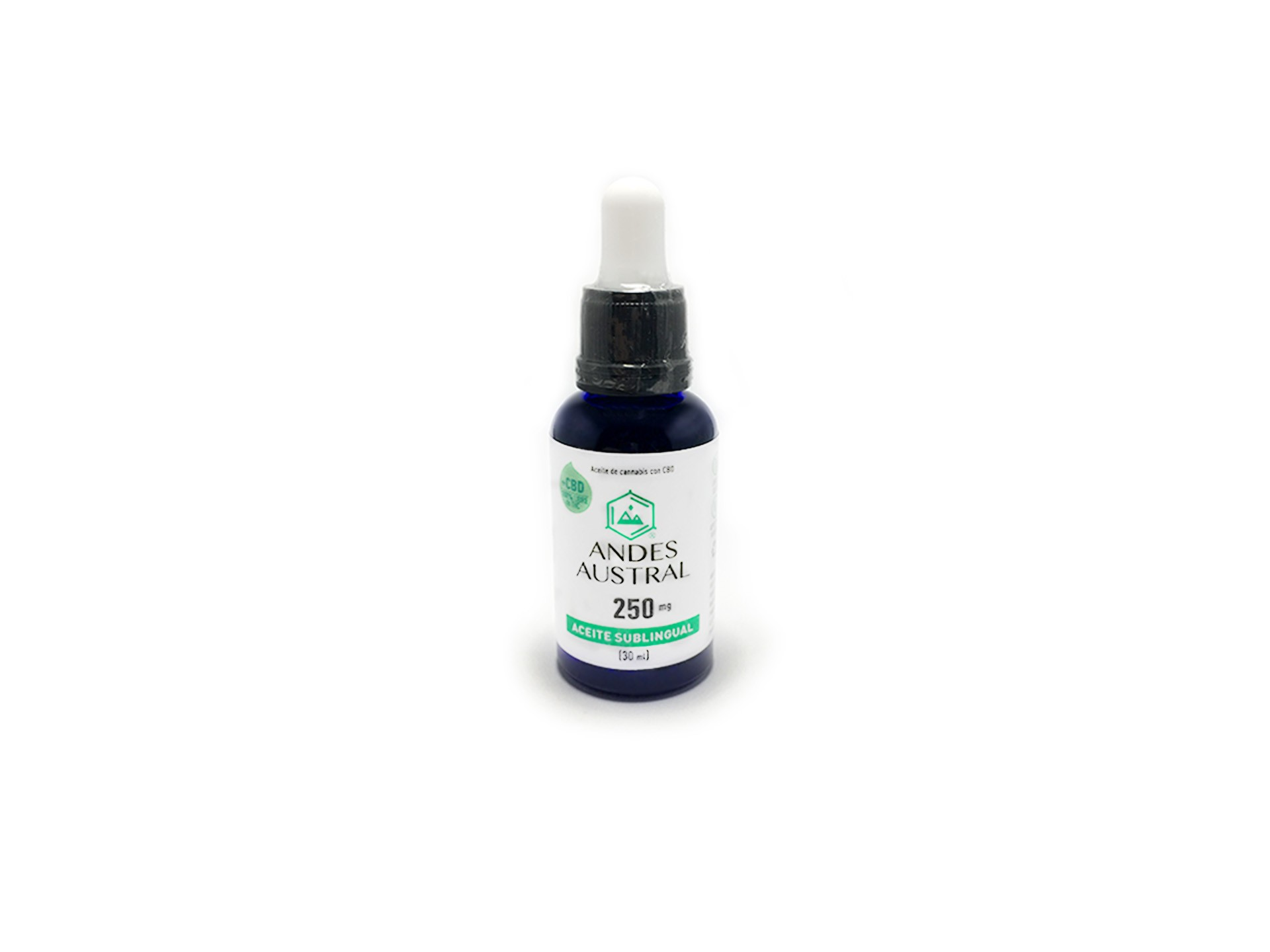 Aceite CBD 30mL/250mg