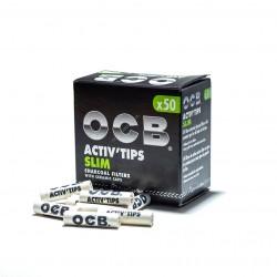 Filtros de carbón activado (50u)