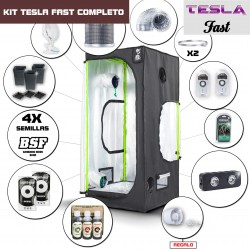 Kit Tesla Fast 80 - T180W Completo