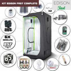 Kit Edison Fast 100 - 400W Completo
