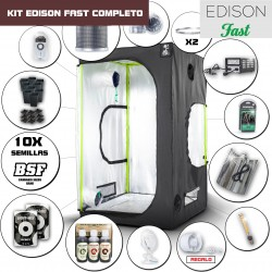 Kit Edison Fast 120 - 600W Completo