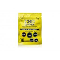 CBD Gummies 15mg - Mango-Maracuyá
