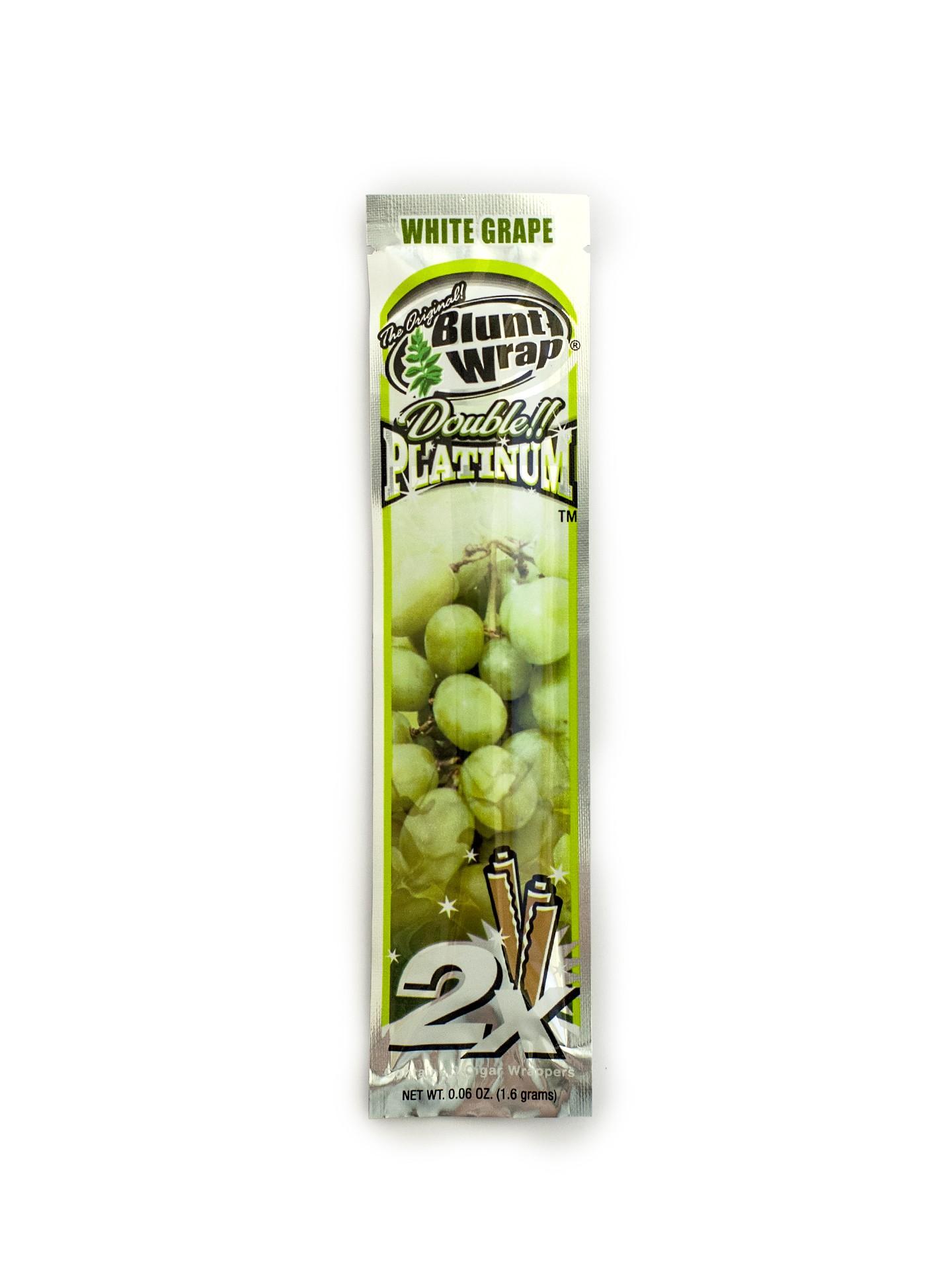 Blunt Wrap White Grape