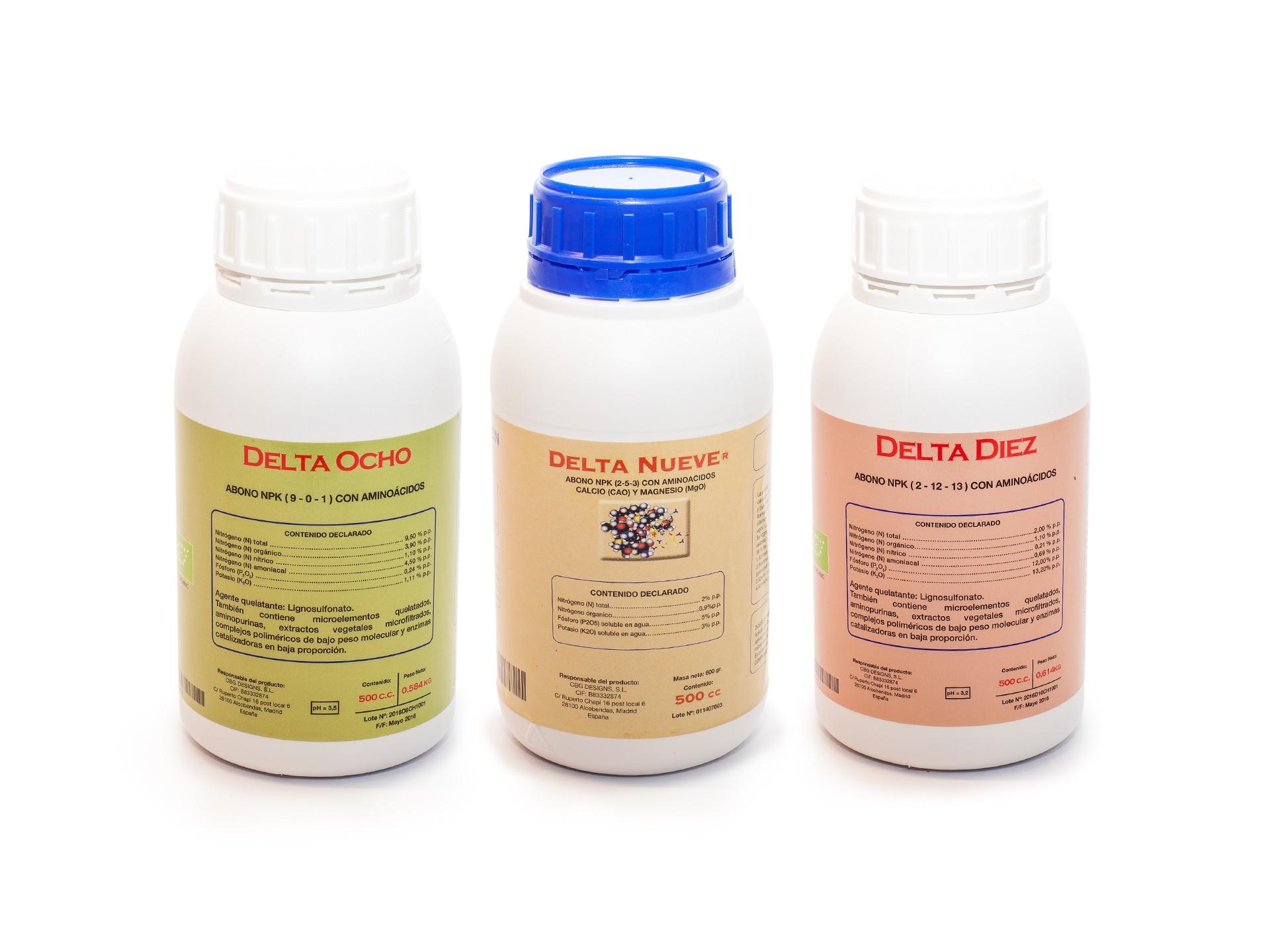 Delta Pack