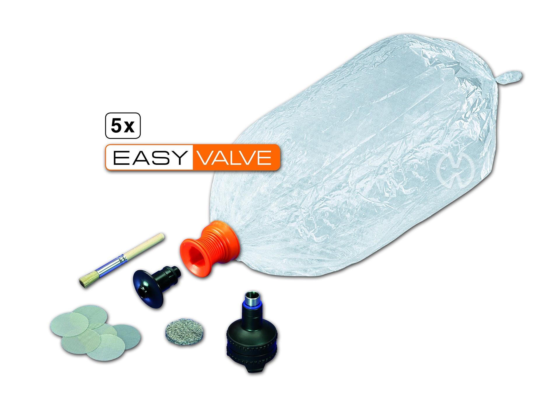 Easy Valve Starter Set