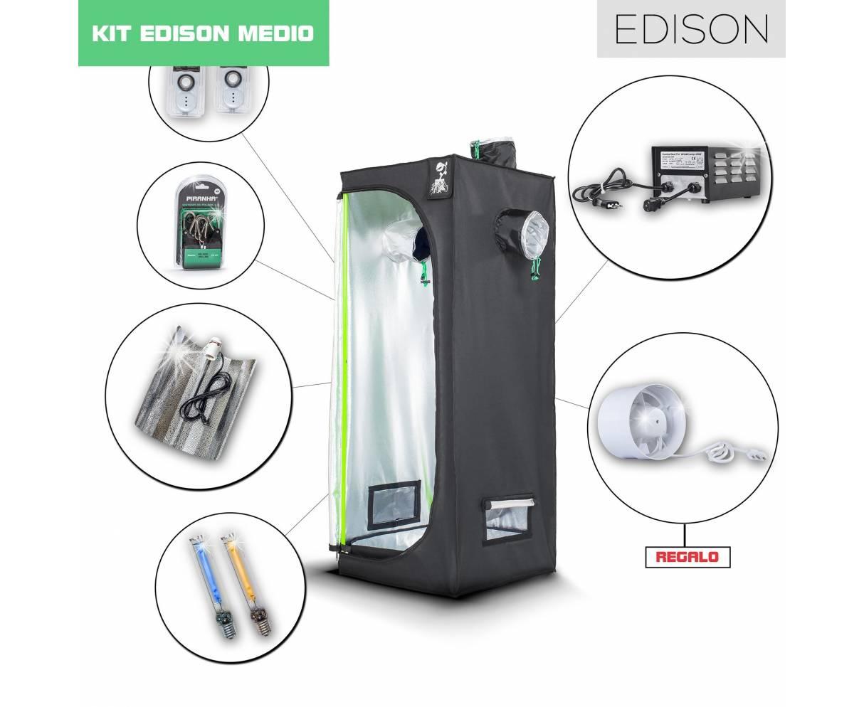 Kit Edison 60 - 250W Medio