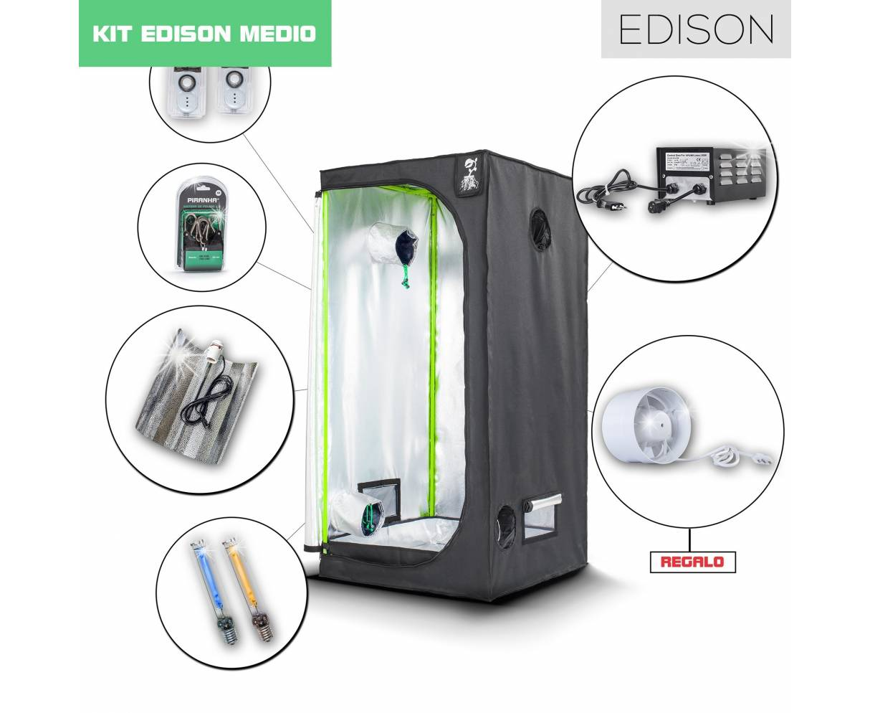 Kit Edison 80 - 250W Medio