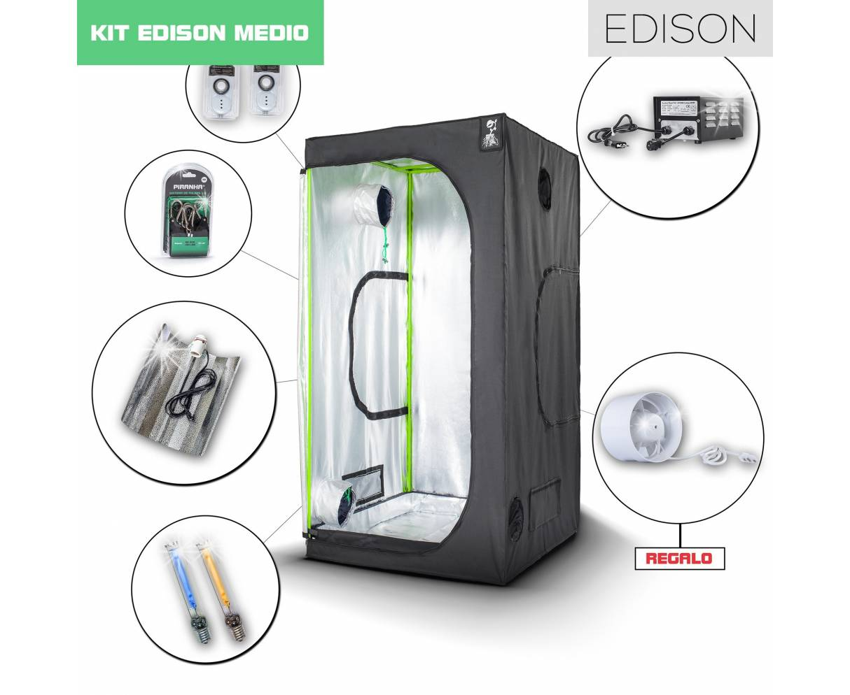 Kit Edison 100 - 400W Medio