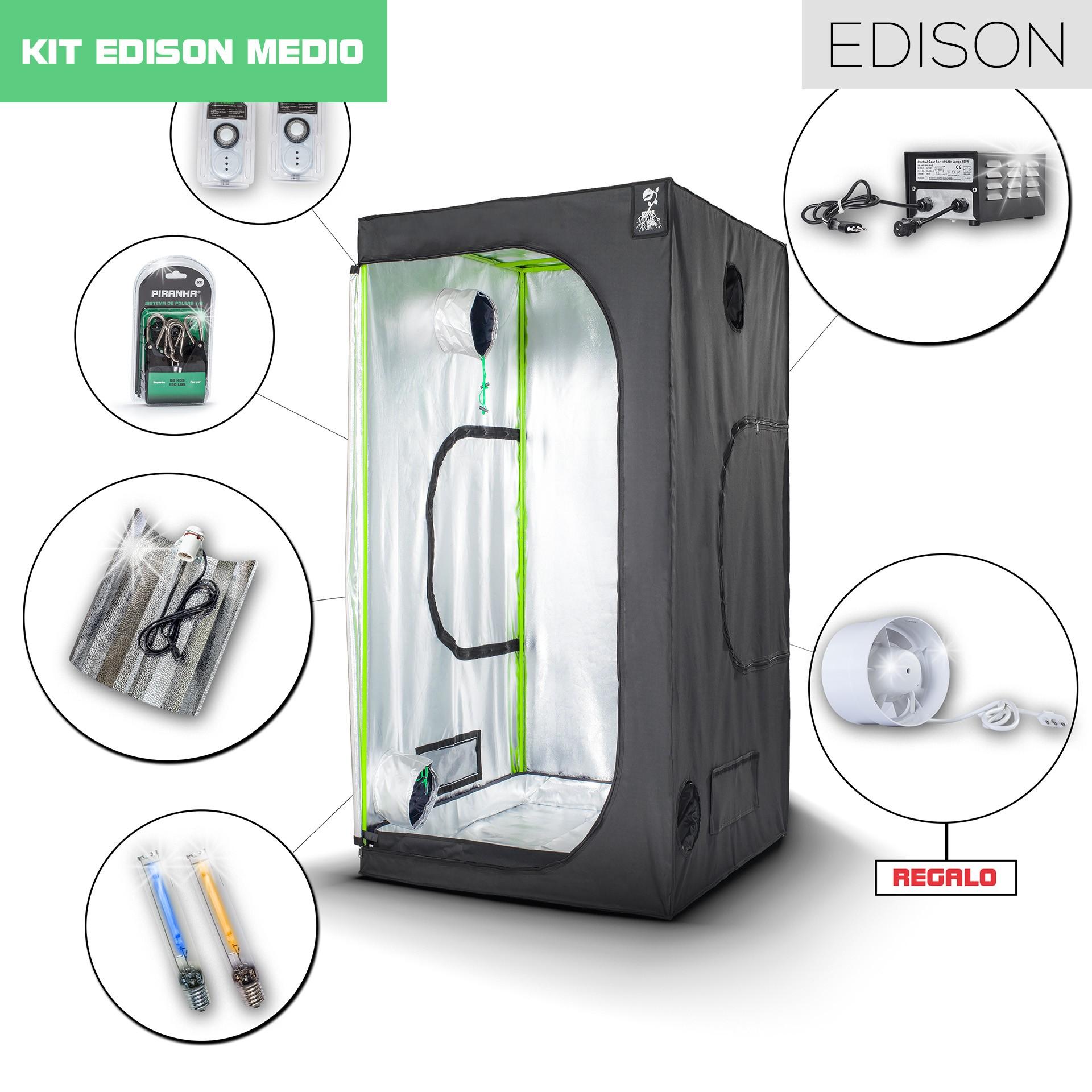 Kit Edison Pro 100 - 400W Medio