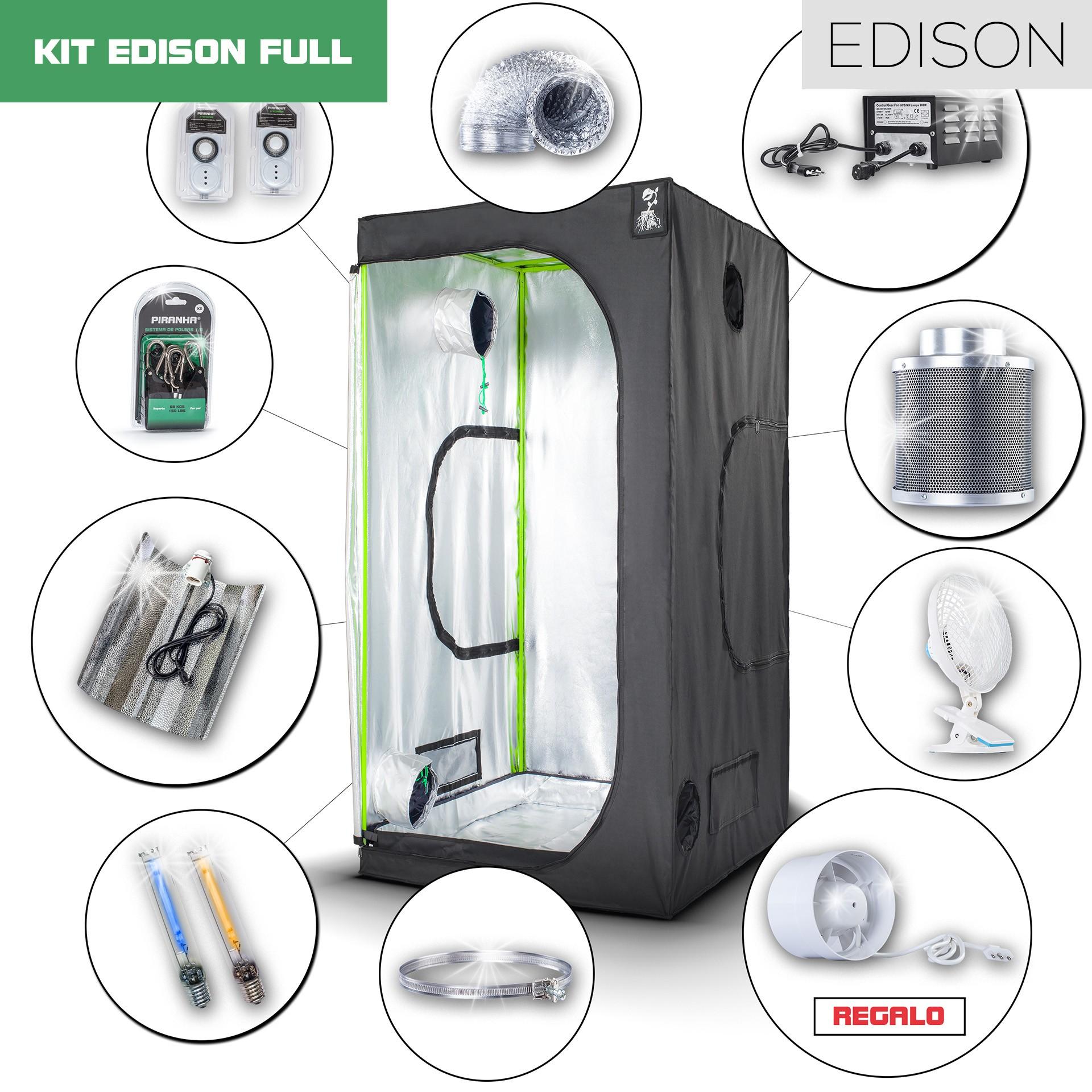 Kit Edison 100 - 400W Full