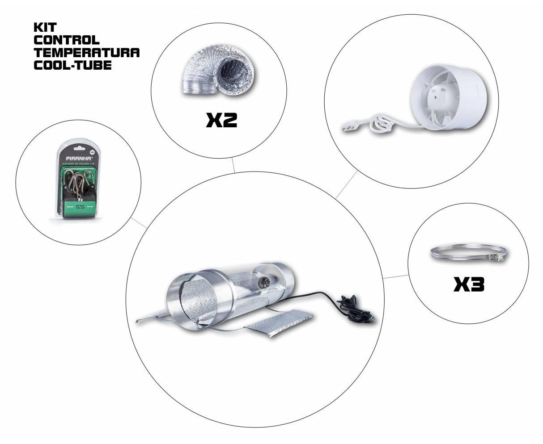 Kit Control de Temperatura