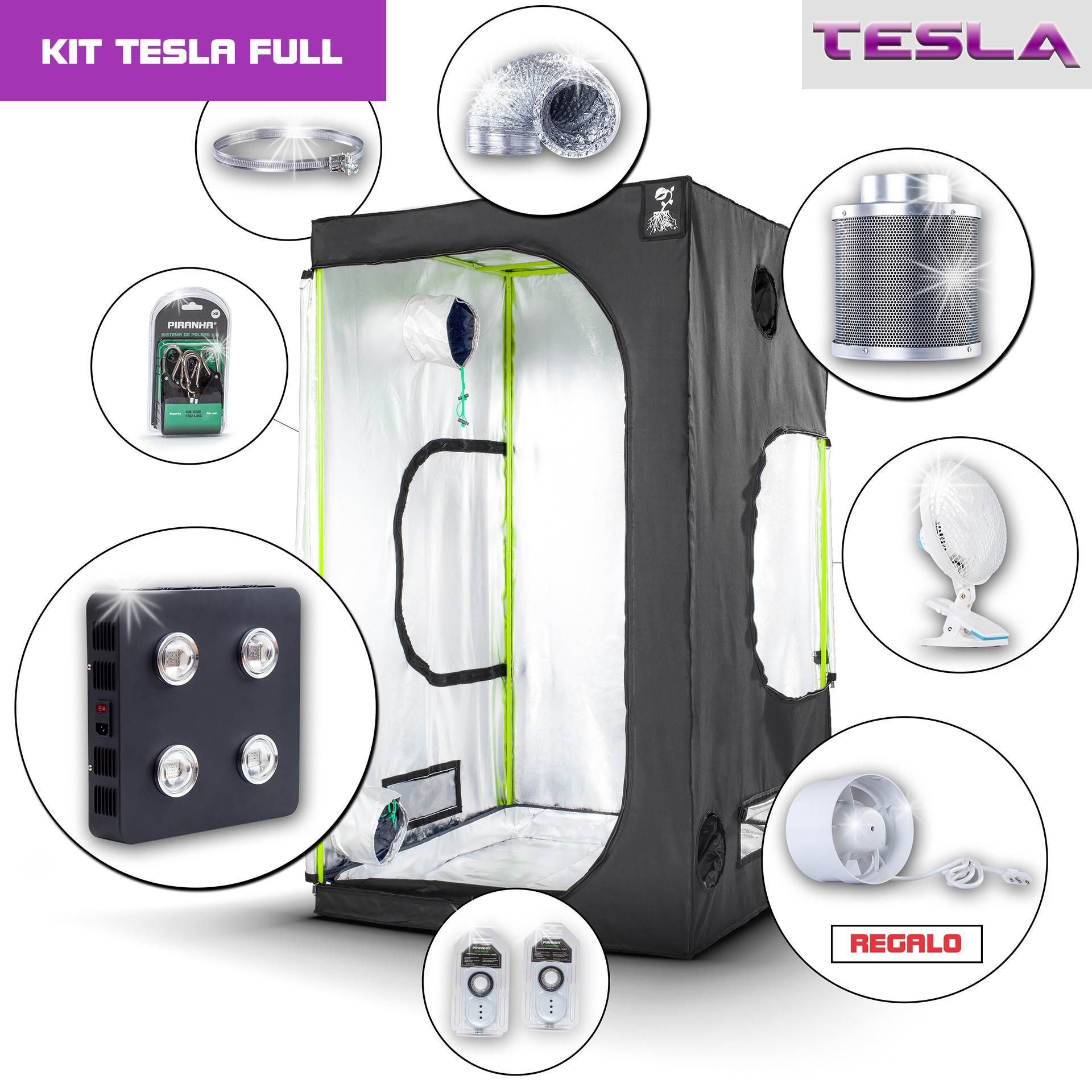 Kit Tesla 120 - T360W Full