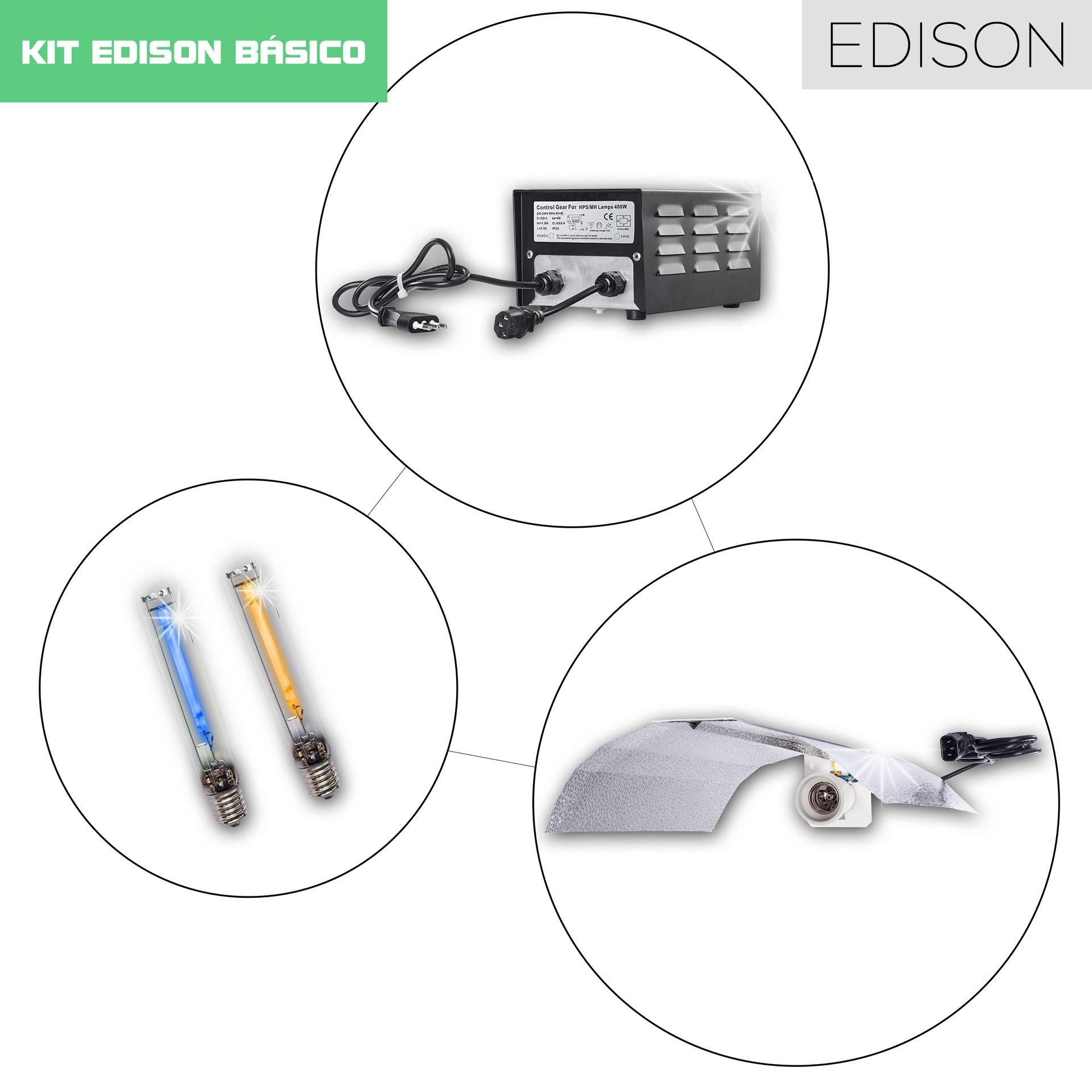 Kit Eléctrico Edison Basico 250W