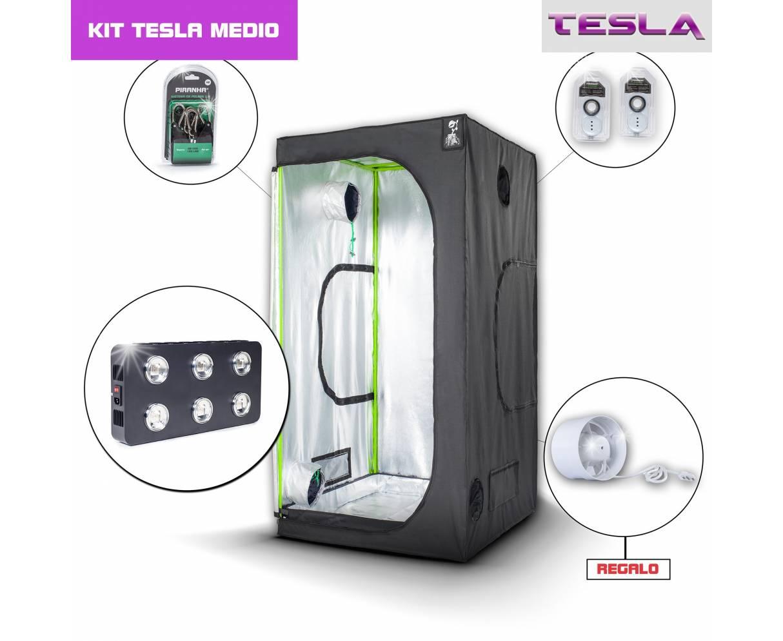 Kit Tesla 100 - T540W Medio