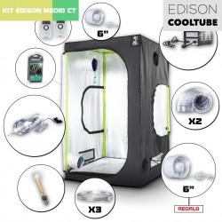 Kit Edison CoolTube 120 Medio 600W