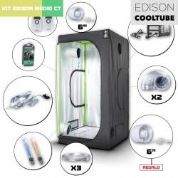 Kit Edison CoolTube 100 Medio 400W