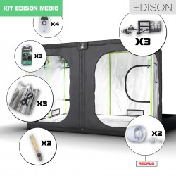 Kit Edison Monster 3 - 1800W Medio