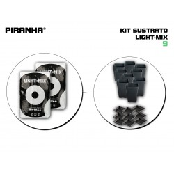 Kit Sustrato 9 Light Mix