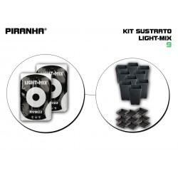 Kit Sustrato 9 Light-Mix