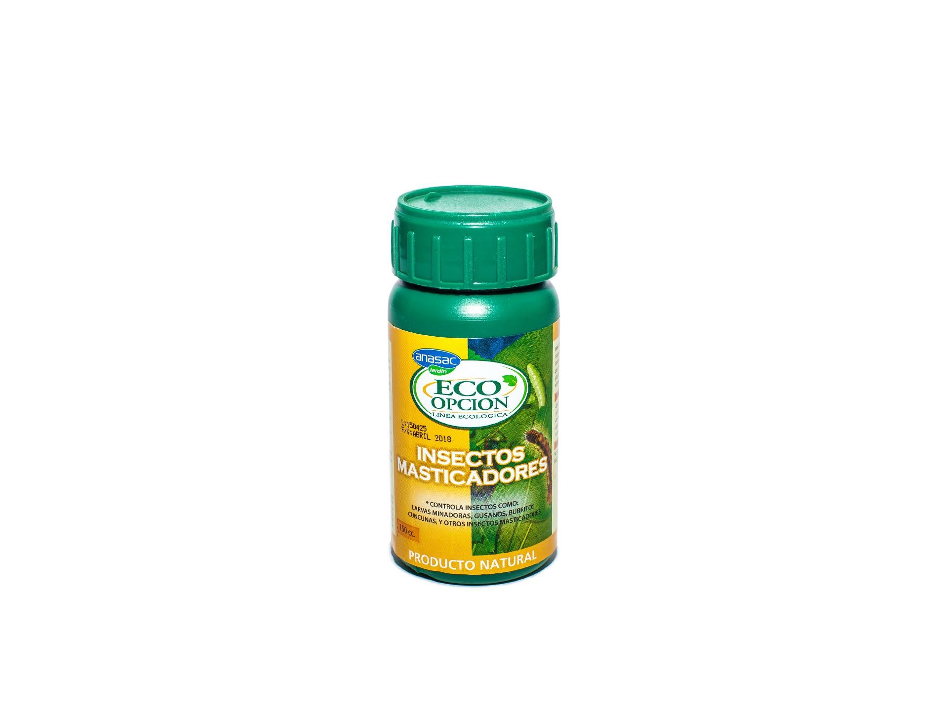 Eco - Insectos Masticadores 150ml