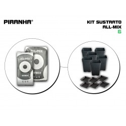 Kit Sustrato 6 All Mix