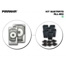 Kit Sustrato 6 All-Mix