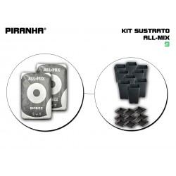 Kit Sustrato 9 All-Mix