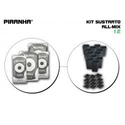 Kit Sustrato 12 All-Mix