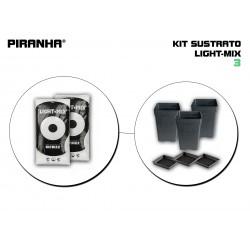 Kit Sustrato 3 Light-Mix