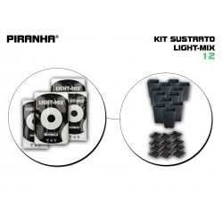 Kit Sustrato 12 Light-Mix