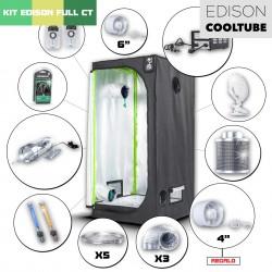 Kit Edison CoolTube 80 Completo 400W
