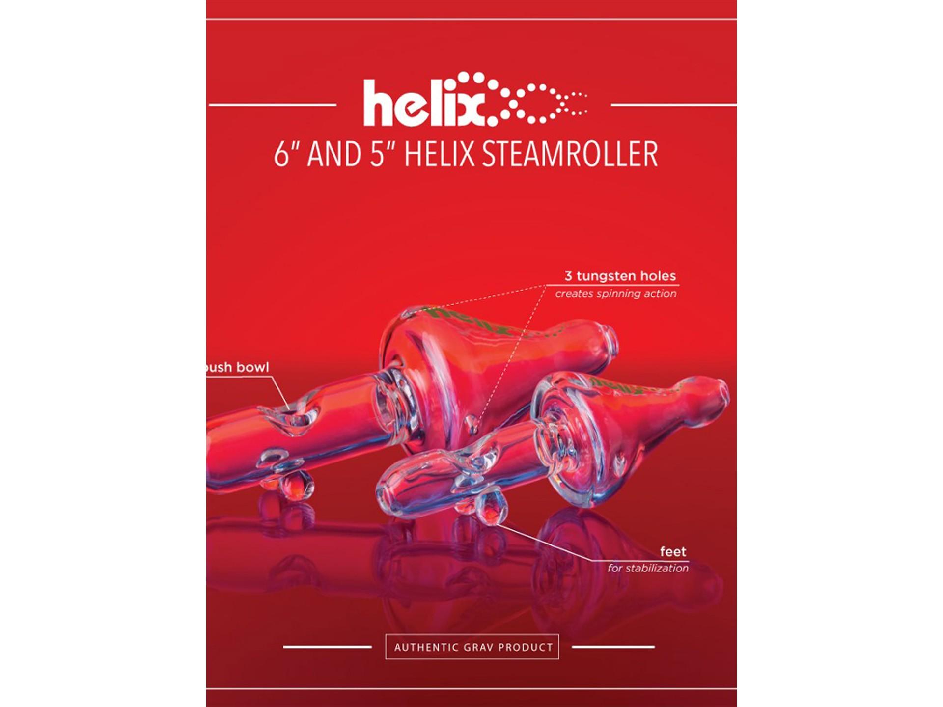 Grav Labs Helix Steamroller 25mm
