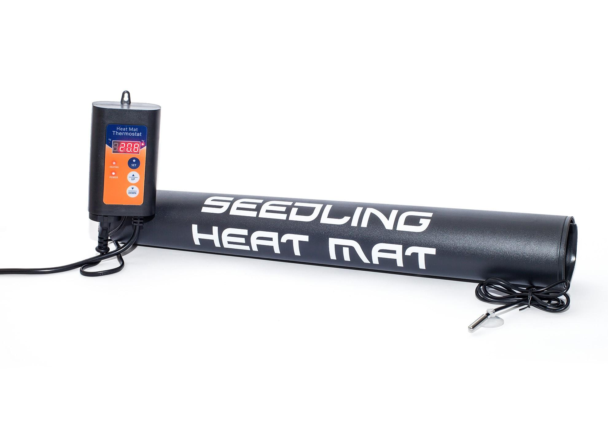 Manta Calefactora 51x 53cm y Termostato Regulador